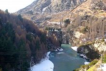 Shotover River from the Deck