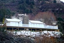 Riverview Retreat from the Shotover River